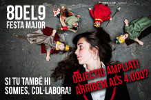 8del9: Festa Major. Nou espectacle de l'Esbart Olot